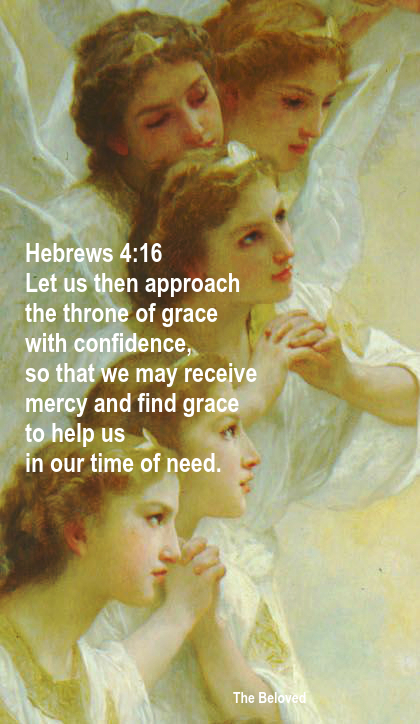 Hebrews416Beloved1
